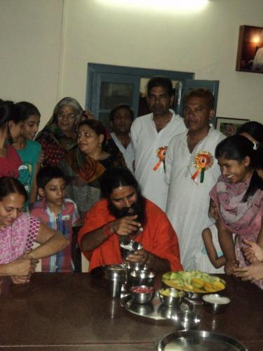Baba Ramdev Ashram Visit (10)