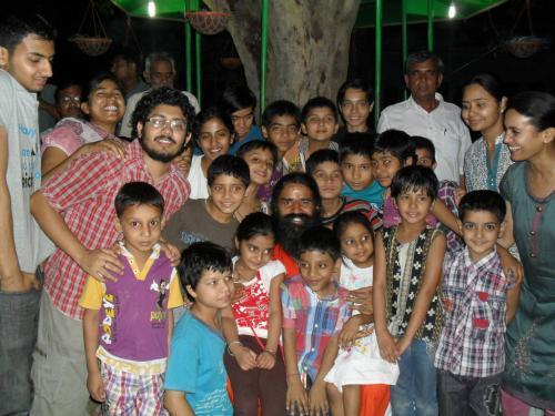 Baba Ramdev Ashram Visit (5)