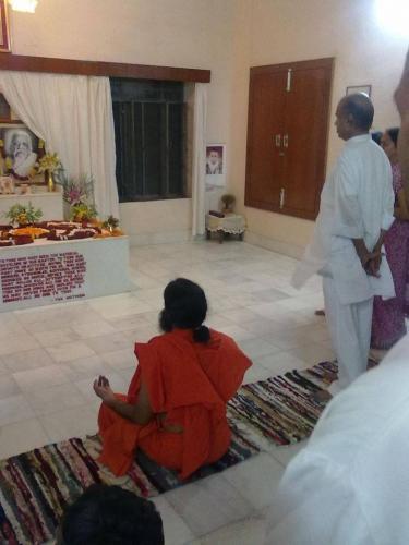 Baba Ramdev Ashram Visit (6)