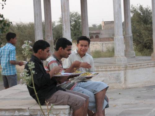 Laxminath Ji kuva picnic (6)
