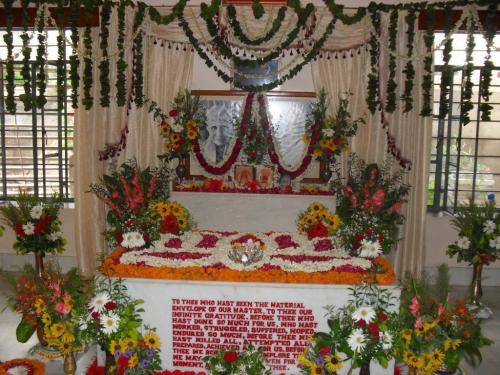 Samadhi Decoration (4)