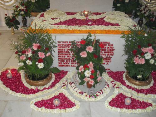 Samadhi Decoration (8)