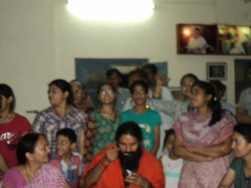 Baba Ramdev Ashram Visit (11)