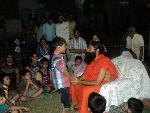 Baba Ramdev Ashram Visit (13)