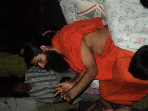 Baba Ramdev Ashram Visit (15)