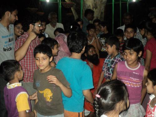 Baba Ramdev Ashram Visit (16)