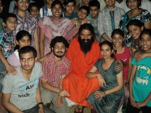 Baba Ramdev Ashram Visit (18)