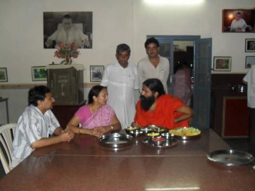 Baba Ramdev Ashram Visit (26)