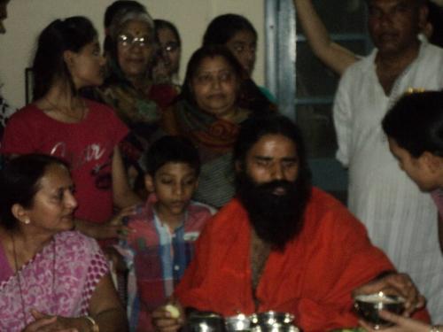 Baba Ramdev Ashram Visit (8)
