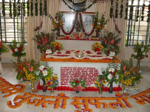 Samadhi Decoration (3)